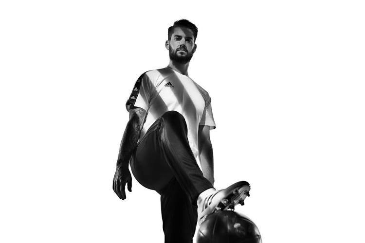 Isco, nueva figura de Adidas