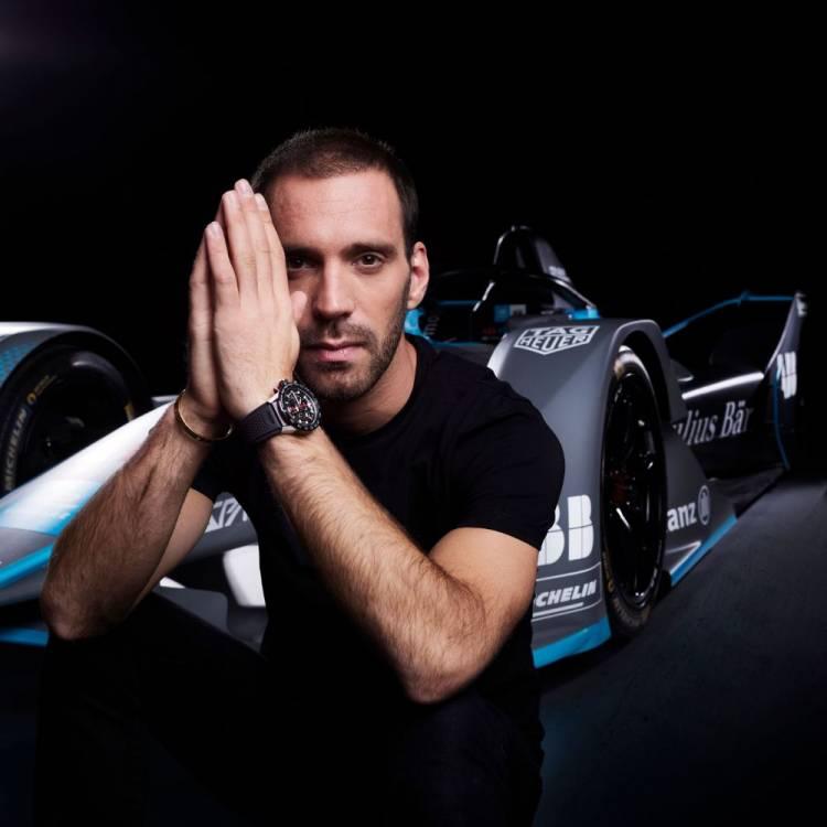 TAG Heuer continúa con su posicionamiento en la Formula E