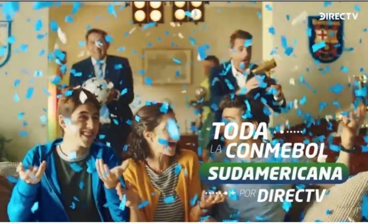 """DirecTV presenta su nueva campaña """"La Casa del Fútbol"""""""
