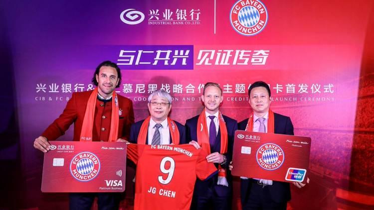 Bayern Munich sigue su expansión en China
