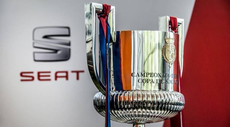 Seat continuará patrocinando la Copa del Rey