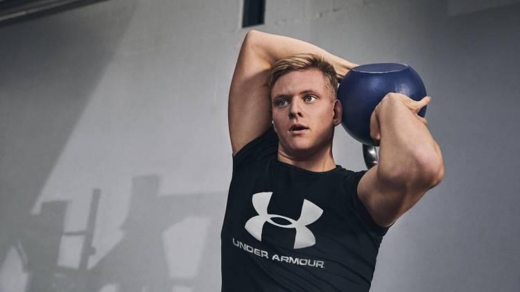 Under Armour suma a sus filas al hijo de Michael Schumacher