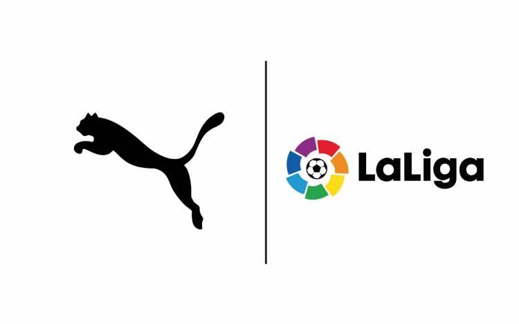 LaLiga presentó a Puma como su nuevo sponsor técnico