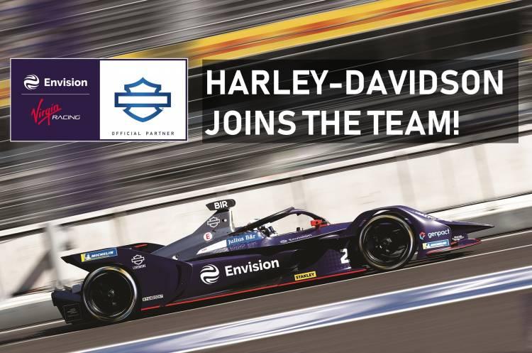 Harley-Davidson apuesta por la Formula E