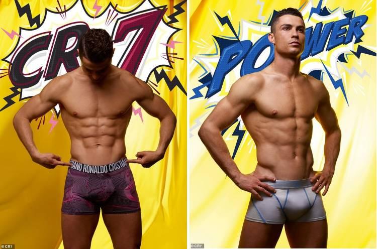 Cristiano Ronaldo se convierte en superhéroe