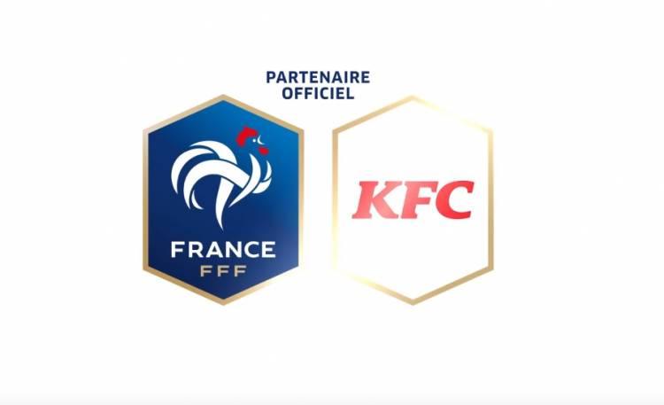 KFC activa su patrocinio con la FFF