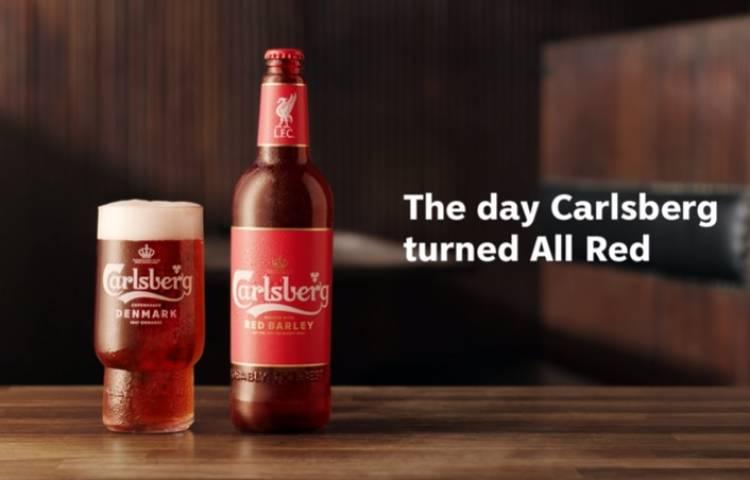 Carlsberg conmemora sus 27 años junto a Liverpool