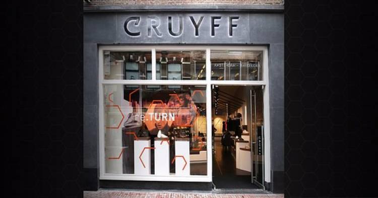 Tienda Cruyff en Holanda