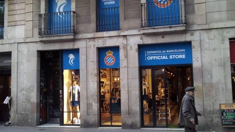 Espanyol abre una nueva tienda solo por tres días