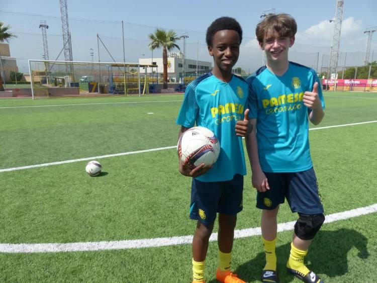 Villarreal consolida la expansión de su proyecto de academias de fútbol