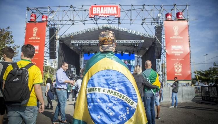 Brahma se hará cargo de los Fan Fest de la Copa América