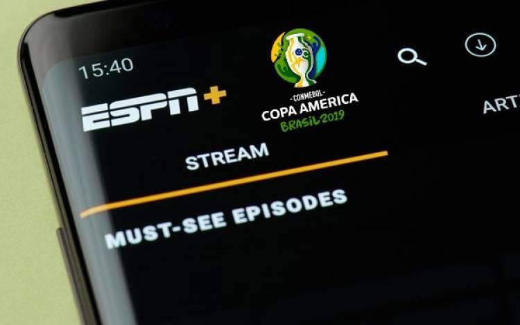 ESPN transmitirá por streaming la Copa América para USA