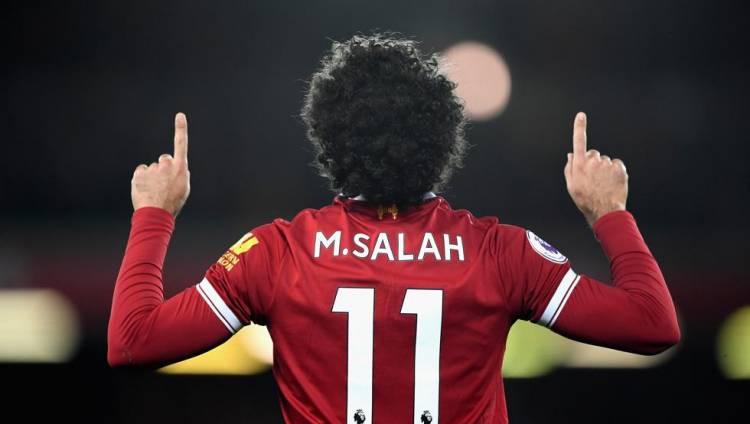 Mohamed Salah, el favorito en las apuestas para marcar el primer gol de la final