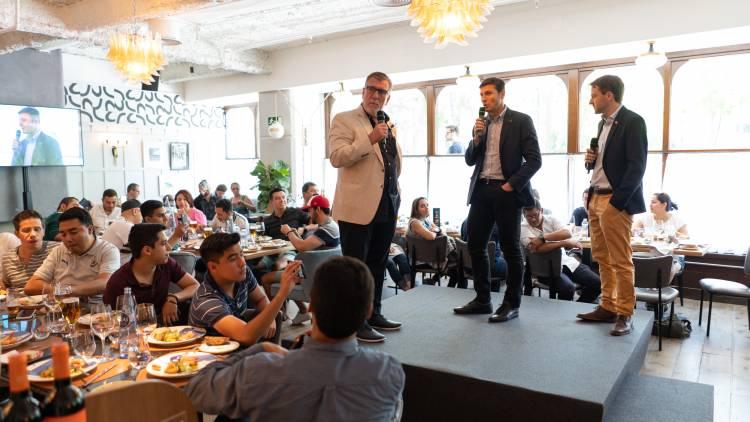 Javier Zanetti, nuevo embajador regional de Mastercard Latinoamérica
