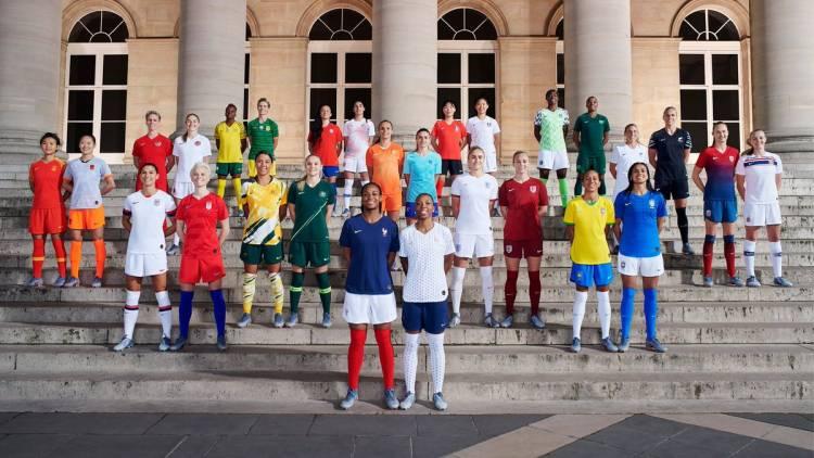 Los sponsors técnicos del Mundial de Francia