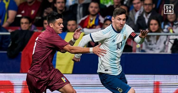 Dazn adquiere los derechos de la Copa América para España