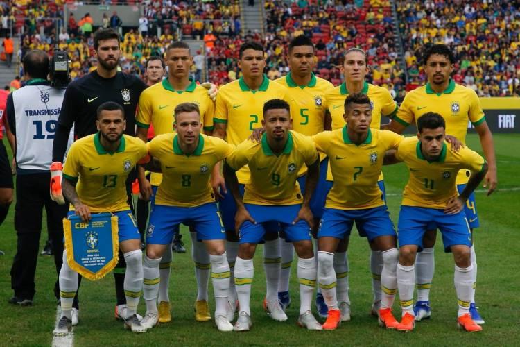 Brasil, la selección con más valor de mercado en la CONMEBOL Copa América