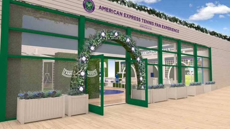 Andy Murray será el embajador de American Express en Wimbledon