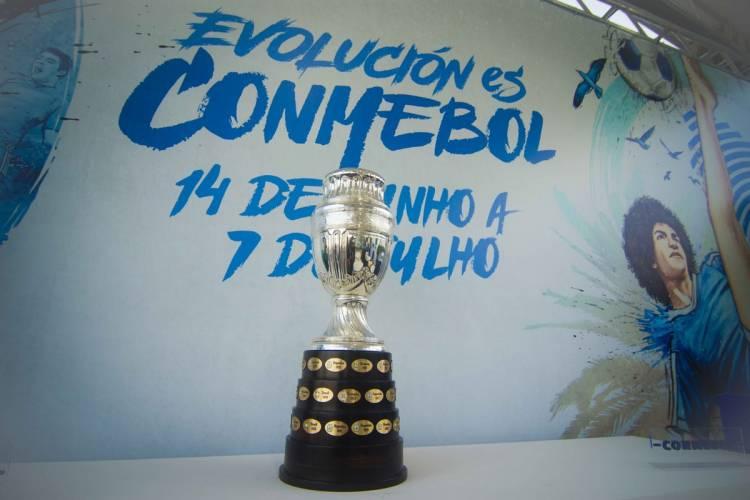 """Espacio """"Evolución es CONMEBOL"""""""