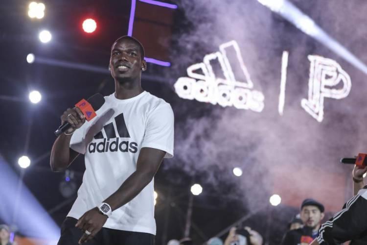 Juventus busca el apoyo de Adidas para conseguir la vuelta de Pogba