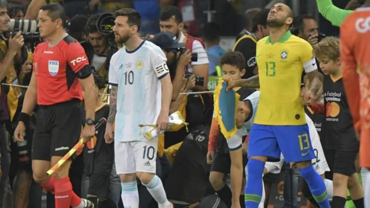 Brasil vs Argentina, récord histórico de recaudación