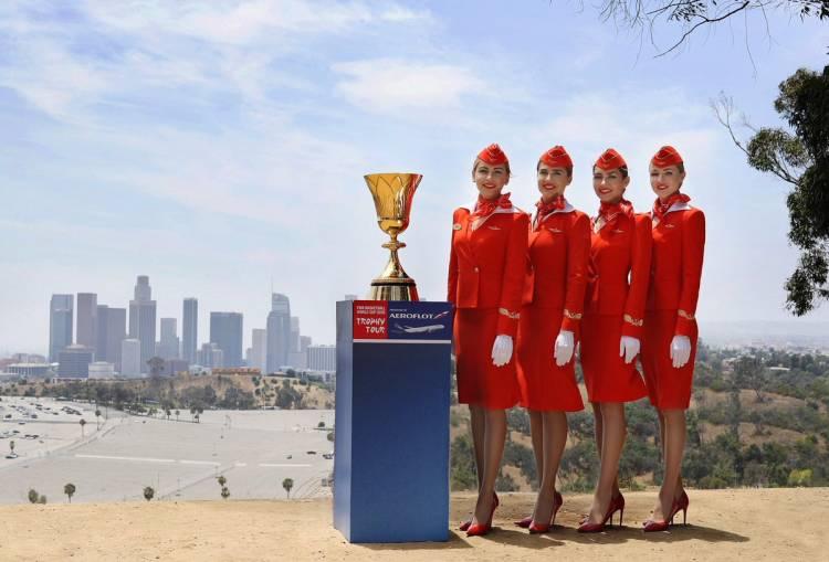 Aeroflot será la aerolínea oficial del Mundial de Baloncesto 2019