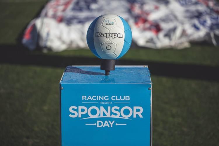 "Racing Club realizó su ""Sponsor Day"""