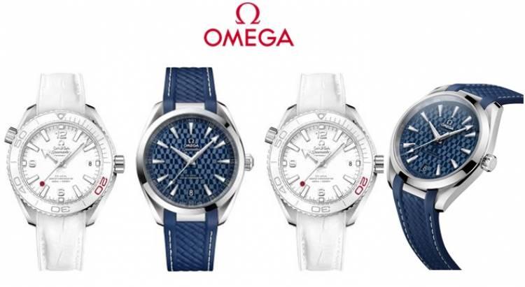 Omega lanza dos relojes conmemorativos para Tokio 2020