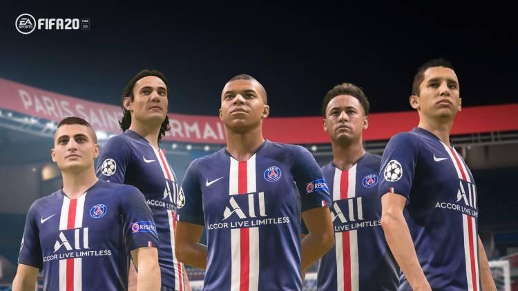 EA Sports renueva con PSG