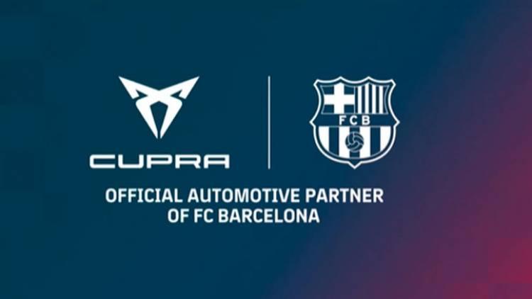 FC Barcelona reemplaza Audi por Seat Cupra