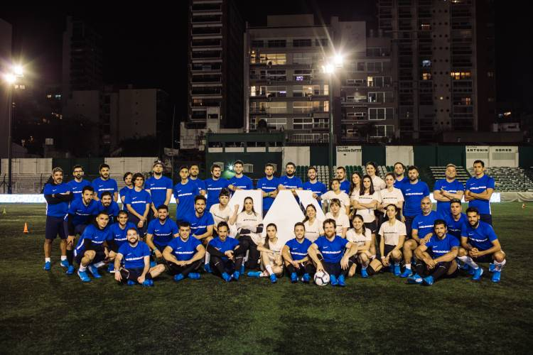 Nike Argentina presentó los nuevos botines con un evento único