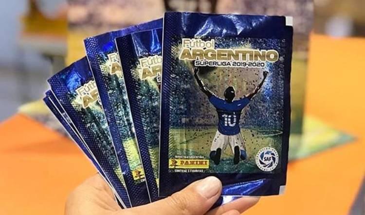 Panini lanza la nueva edición del Álbum Oficial de la Superliga 2019