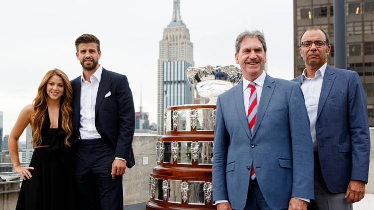 Sony Music estará presente en la renovada Copa Davis