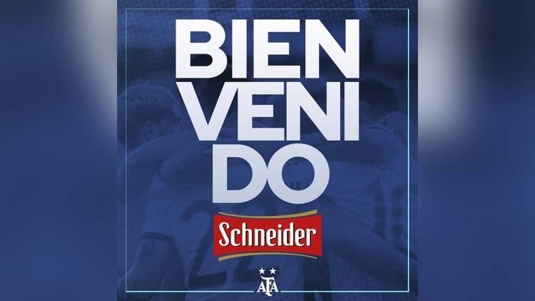 Schneider se une a AFA