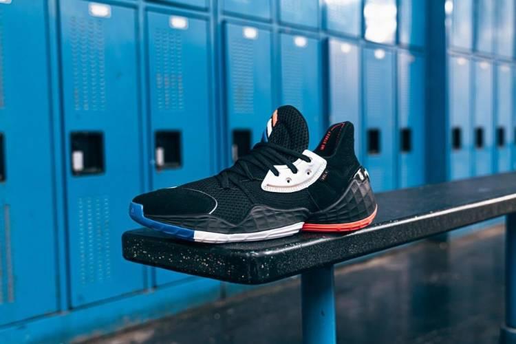 Adidas Basketball presenta la nueva colección de zapatillas Harden Vol 4