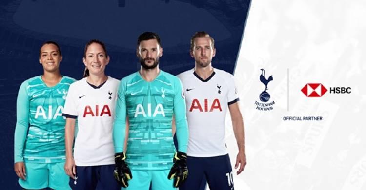 HSBC renueva su vínculo por cinco temporadas con Tottenham Hotspur