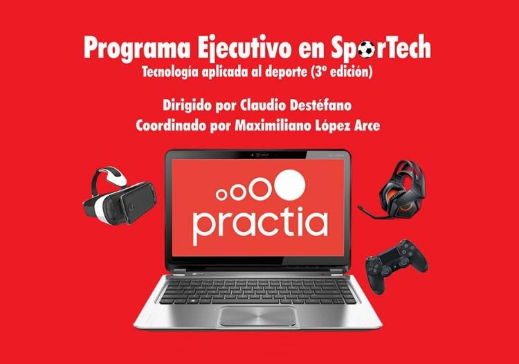 Se viene la 3ra edición del Programa Ejecutivo en Sportech