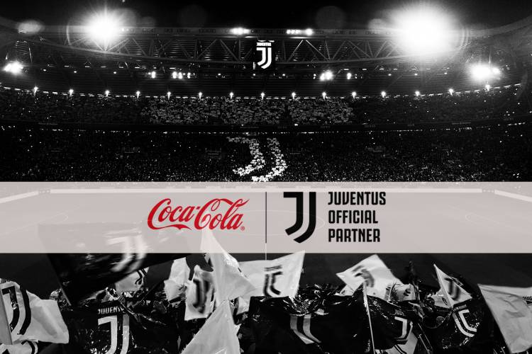 Coca-Cola se une a Juventus