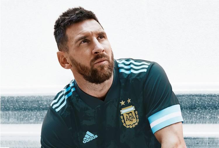 Adidas presenta la nueva camiseta alternativa de Argentina
