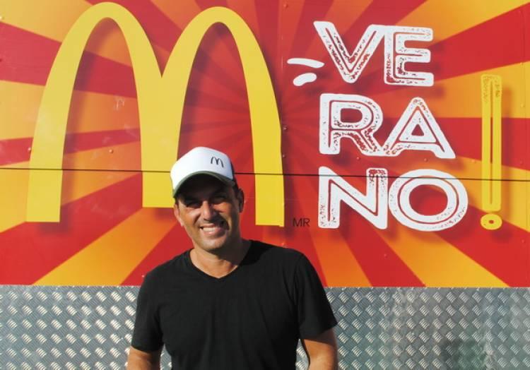 """""""Vamos a realizar activaciones en el verano en Pinamar, Mar del Plata y Villa Carlos Paz"""""""