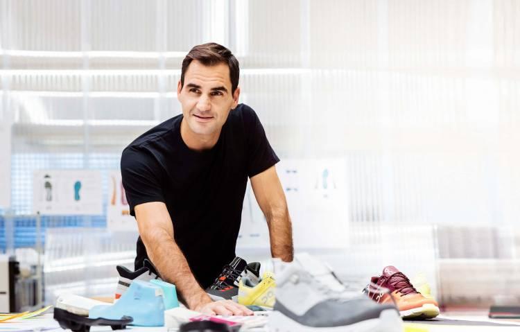 """Roger Federer se convierte en Embajador e inversionista de la marca """"On"""""""