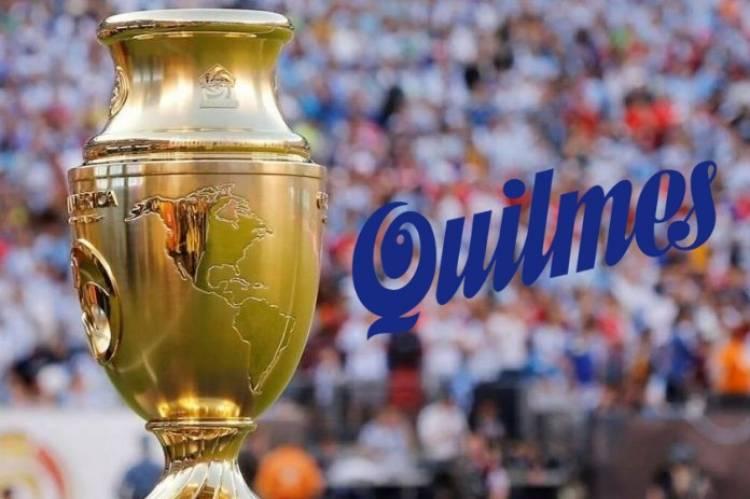 Cerveza Quilmes se convierte en sponsor oficial de la Copa América 2020