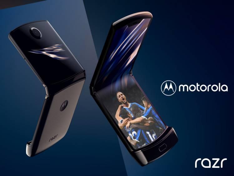 Motorola es el nuevo smartphone oficial de Inter