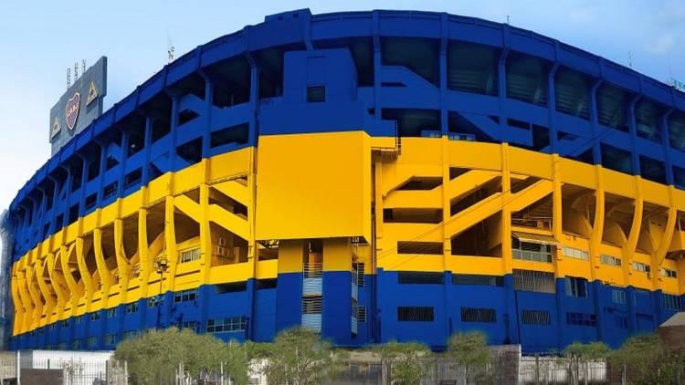 Boca Juniors firmó un convenio con Sinteplast para remodelar la Bombonera