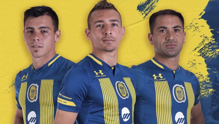 Under Armour lanza la nueva camiseta de Rosario Central