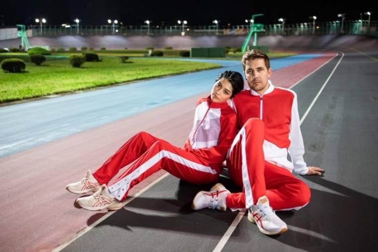 Asics presenta la colección que celebra los Juegos Olímpicos