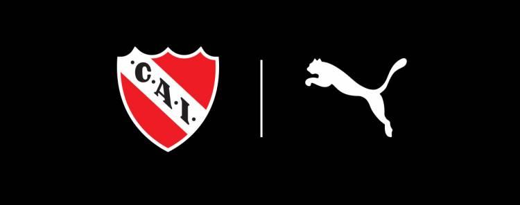 Puma renovó su vínculo con Independiente