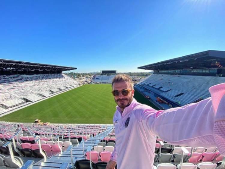 Qatar apoyará a la franquicia de Beckham en la MLS