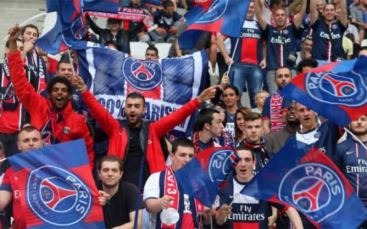 París Saint-Germain lanzó una agencia de viajes web para los fanáticos en el extranjero
