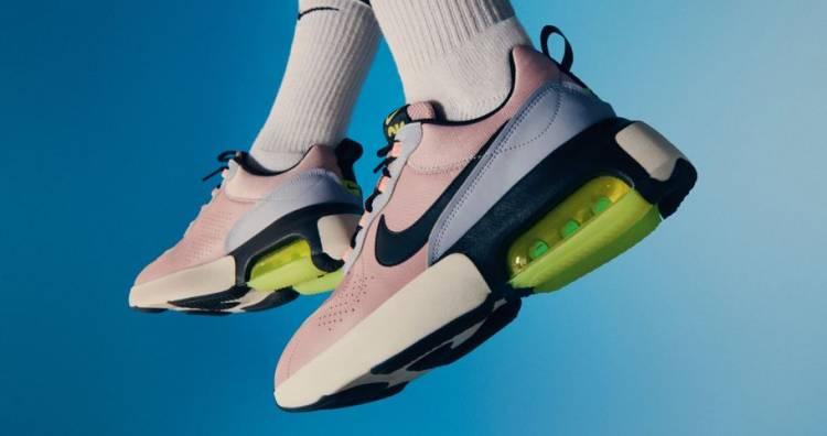 Naomi Osaka, la elegida por Nike para presentar las nuevas Air Max